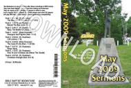 May 2009 Sermons - Downloadable MP3