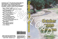 October 2009 Sermons - Downloadable MP3
