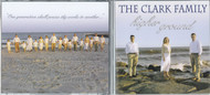 Higher Ground - The Clark Family CD