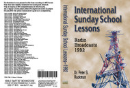 International Sunday School Lessons 1992 - MP3