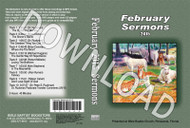 February 2015 Sermons - Downloadable MP3