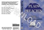 Plain Preachin' Volume 25 - Downloadable MP3