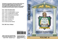 Brian Donovan Sermons on MP3 - Volume 34