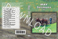 May 2015 Sermons - Downloadable MP3