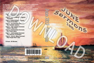 June 2015 Sermons - Downloadable MP3