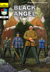Black Angel - Comic Book