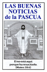 Spanish: The Good News of Easter - Tract