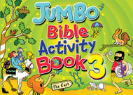 Jumbo Bible Activity - Book #3