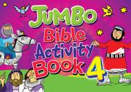 Jumbo Bible Activity - Book #4