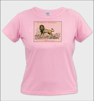 The Monarch of the Books - Ladies T-Shirt