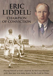Eric Liddell: Champion of Conviction - DVD