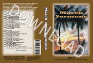 March 2017 Sermons - Downloadable MP3