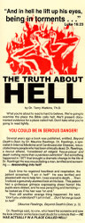 The Truth About Hell - Pamphlet
