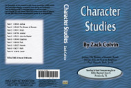 Zack Colvin: Character Studies on MP3