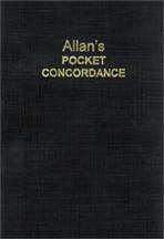 Allan: Pocket Concordance
