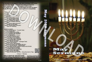 May 2018 Sermons - Downloadable MP3