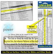 Lum-A-Bar Highlighting Magnifier