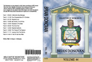 Brian Donovan Sermons on MP3 - Volume 44