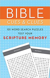 Bible Cues & Clues Word Search Puzzles