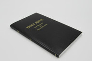 BBB: Large Print New Testament with Psalms & Proverbs