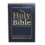 Trinitarian Bible Society: Compact Bible - Blue