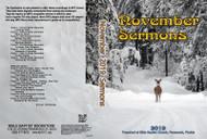 November  2019 Sermons - MP3