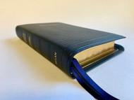 Allan Oxford Bible: Brevier Clarendon Edition Bible #7C (Navy Blue)