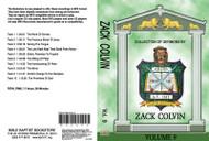Zack Colvin Sermons on MP3 - Volume 9