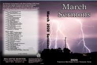 March  2020 Sermons - MP3