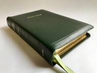 Allan Oxford Bible: Longprimer Bible #52 (Green)