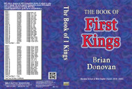 Brian Donovan: 1 Kings - MP3