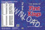 Brian Donovan: 1 Kings - Downloadable MP3
