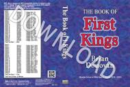 Brian Donovan: 1 Kings - Downloadable MP3