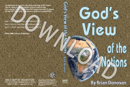 Brian Donovan: God's View of the Nations - Downloadable MP3
