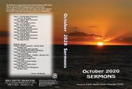 October  2020 Sermons - MP3