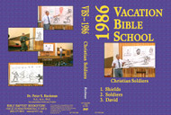 Christian Soldiers - 1986 VBS - DVD