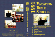 Missionaries in the Bible - 1991 VBS - DVD