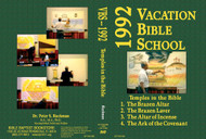 Temples in the Bible - 1992 VBS - DVD