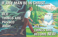 If Any Man Be In Christ - Magnet