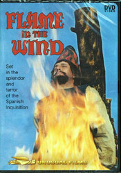 Flame in the Wind - DVD