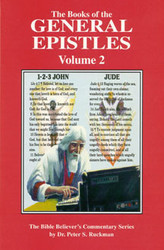 General Epistles Commentary, Volume 2