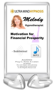 Enjoy this Audio MP3 - Simply plug in, relax & listen to the subliminal hypnotic suggestions - 30 minutes. Please do not listen to while driving or operating machinery. Copyright - All rights reserved.