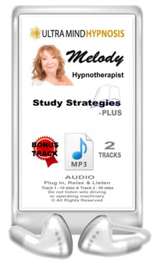 Enjoy the benefits of this Audio MP3 - Simply Plug in, Relax & Listen to the hypnotic suggestions - 19 minutes. Bonus Track - 50 minutes. Please do not listen to while driving or operating machinery. Copyright - All rights reserved.