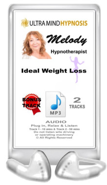 Enjoy the benefits of this Audio MP3 - Simply Plug in, Relax & Listen to enjoy the hypnotic suggestions of this MP3 - 19 minutes Plus Bonus track - 58 minutes ... Please do not listen to while driving or operating machinery. Copyright - All rights reserved.