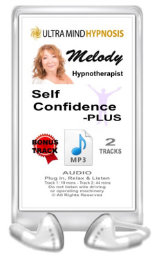 Enjoy this Audio MP3 - Plug in, Relax & Listen to the hypnotic suggestions - 'Self-Confidence' - 19 minutes Plus Bonus track - 44mins ... Please do not listen to while driving or operating machinery. Copyright - All rights reserved.