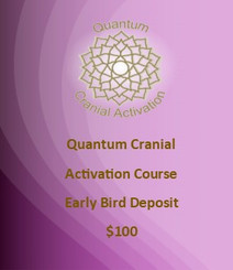 Quantum Cranial Activation & Cellular Memory Stress Release 2 Day Training Course Deposit