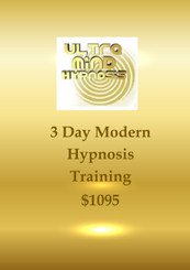 3 Day Modern Hypnosis Training $1095