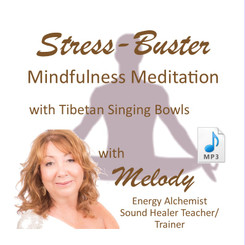 Stress Buster Mindfulness Meditation with Tibetan Singing Bowls