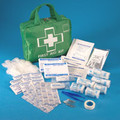 70 Piece Deluxe First Aid Kit Bag *FREE P&P*
