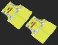 Fire Marshal / Warden High Visibility Waistcoats